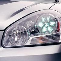 Lights at Auto Fashion in Pallikkara