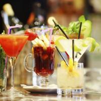 Mocktails at Smoothy Club in Valayanchirangara