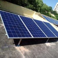 On-Grid Solution at Aalok Solution in Kothamangalam