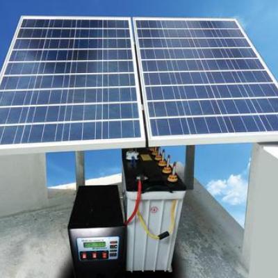 Solar Inverter at Aalok Solution in Kothamangalam