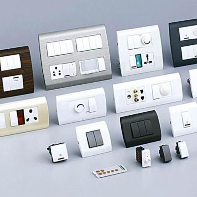 Switches at Sastha Electricals & Sanitaries in Perumbavoor