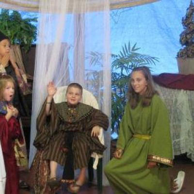 Bible Drama Costumes at Fine choice & Dance Collection in Chalakudy
