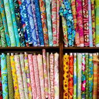 High Fashion Fabrics at Bridal Beauty in Thrippunithura
