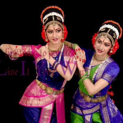 Kuchipudi Costumes at Fine choice & Dance Collection in Chalakudy