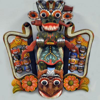 Mask at Fine choice & Dance Collection in Chalakudy