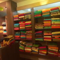 Churidar Materials at Bridal Beauty in Thrippunithura