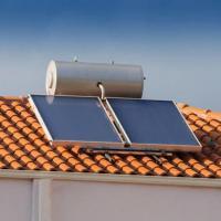 Solar Water Heater at Bluton Powermech in Perumbavoor