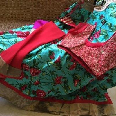 Designer Materials at Lilac The Boutique in Thodupuzha