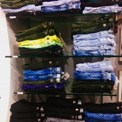 Jeans at What Shajal Did in Kothamangalam