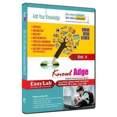 Easylab 11&12 at KnowlAdge in Kothamangalam