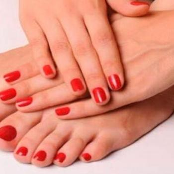 Pedicure & Manicure at See Look Beauty Clinic in Vandanam