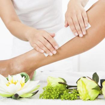 Waxing at See Look Beauty Clinic in Vandanam