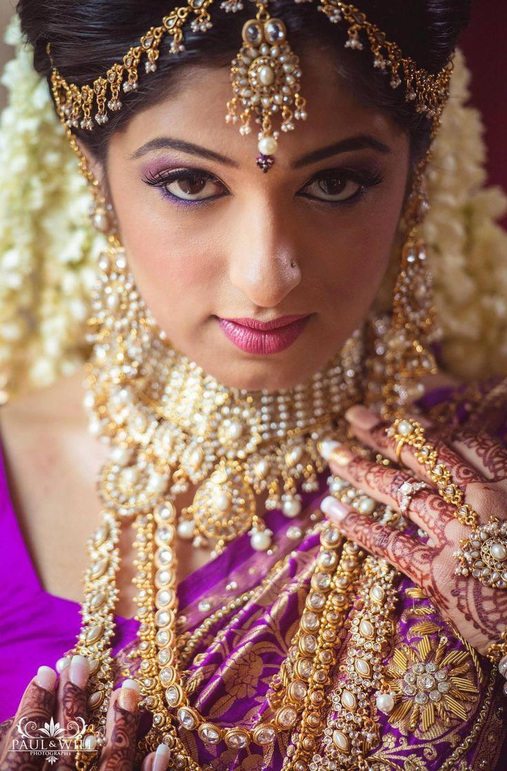 Bridal Makeup at Apsara Beauty Parlour in Ambalappuzha