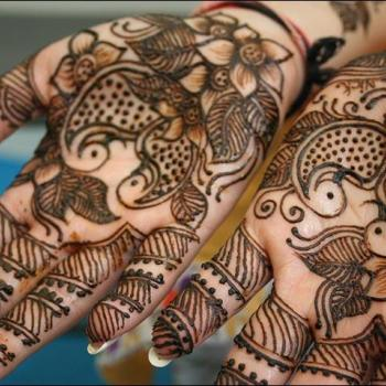 Mehendi Designing at Apsara Beauty Parlour in Ambalappuzha