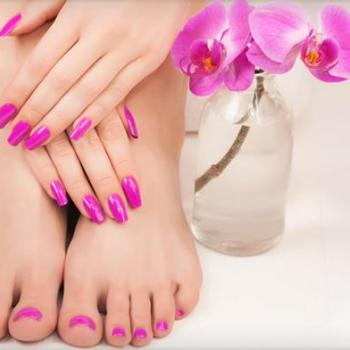 Pedicure & Manicure at Apsara Beauty Parlour in Ambalappuzha