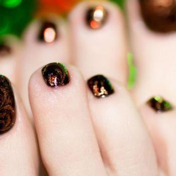 Pedicure & Manicure at Cute Beauty Parlour in Haripad