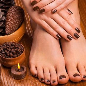 Pedicure & Manicure at Kadambari Beauty Clinic & Stitching in Haripad