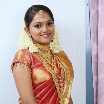 Bridal Makeup at Lavender Herbal Beauty Mantra in Haripad