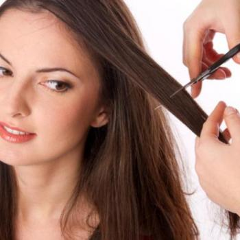 Hair Cutting at Geetha Girl Herbal Beauty Touch in Kalavoor