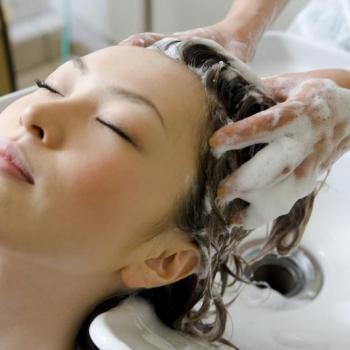 Hair Spa at Lavender Herbal Beauty Mantra in Haripad