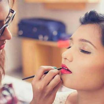 Personal Makeup at Cet Fashion Designing & Cute Beauty Clinic in Alappuzha
