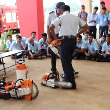 Diploma in Fire and Industrial Safety at AKKAT INSTITUTE OF FIRE AND SAFETY in Perumbavoor