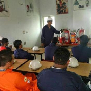 Industrial Safety Management at AKKAT INSTITUTE OF FIRE AND SAFETY in Perumbavoor