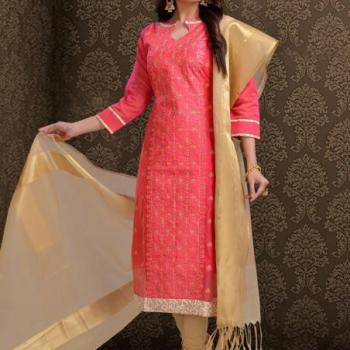 All Types of Churidar at La Rosa Trendy Collections in Perumbavoor