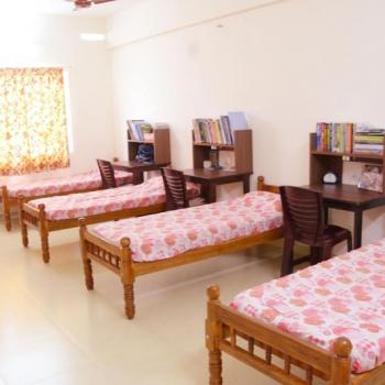 Women's Accommodation at Thanal Hostel in Muttom