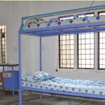 Four Bedded Rooms(All with Dual Bathrooms) at Daddy's Choice Men's Hostel in Kothamangalam